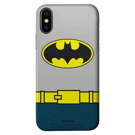 Batsuit- Batman Official Mobile Cover