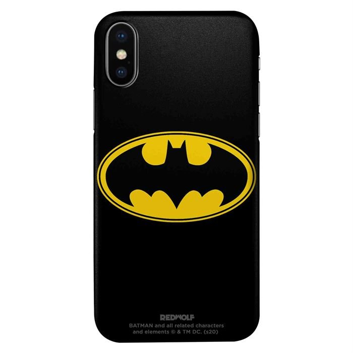 Batman: Classic Logo - Batman Official Mobile Cover