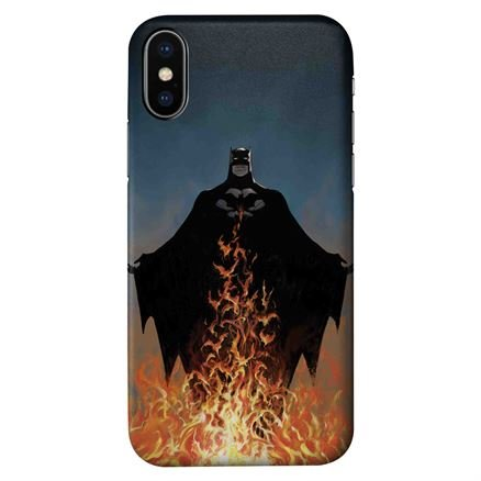 Batman: Flames - Batman Official Mobile Cover