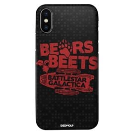 Bears. Beets. Battlestar Galactica - Mobile Cover