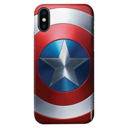 Captain Shield - Marvel Official Mobile Cover