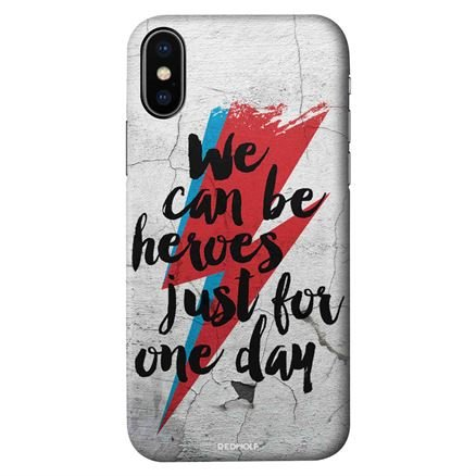 David Bowie: Heroes - Mobile Cover