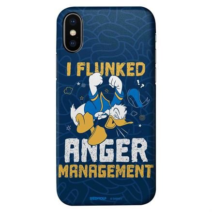 I Flunked Anger Management - Disney Official Mobile Cover