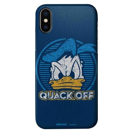Quack Off! - Disney Official Mobile Cover