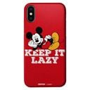 Keep It Lazy - Disney Official Mobile Cover