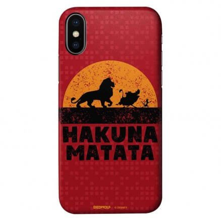 Hakuna Matata - Disney Official Mobile Cover