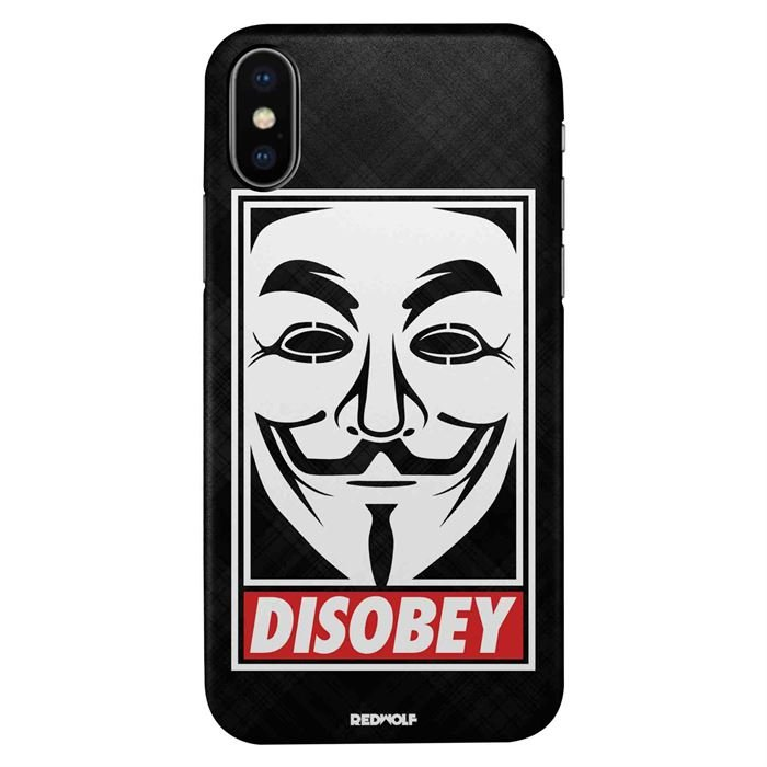 Disobey - Mobile Cover