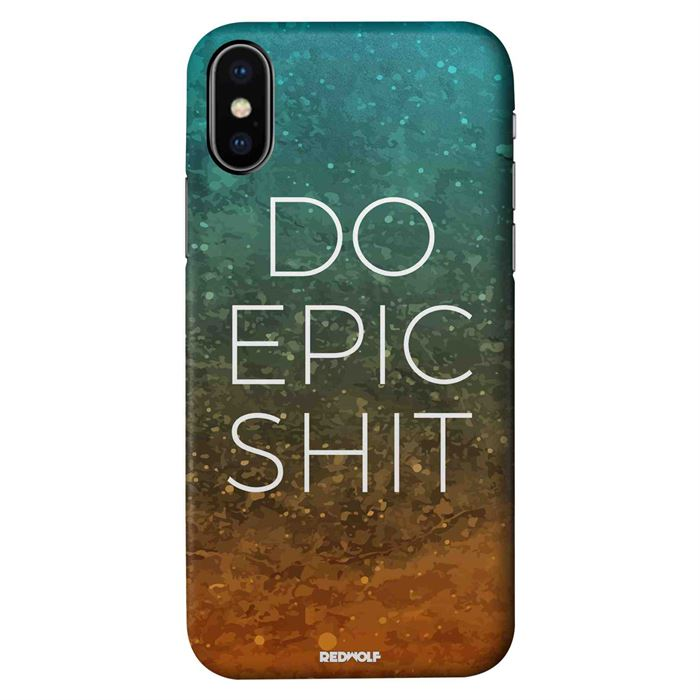 Do Epic Shit - Mobile Cover