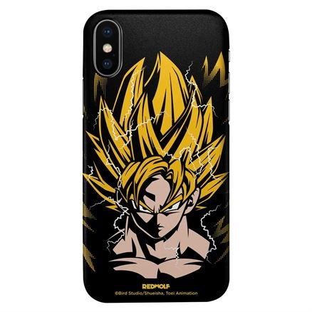 Super Saiyan Goku - Dragon Ball Z Official Mobile Cover