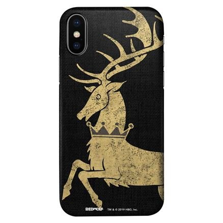 Baratheon Sigil Design - Game Of Thrones Official Mobile Cover