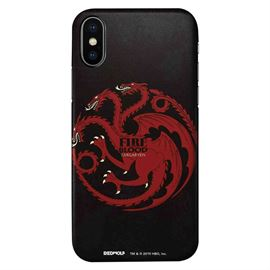 Fire And Blood - Game Of Thrones Official Mobile Cover