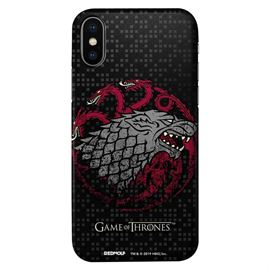 Fire Blood And Ice - Game Of Thrones Official Mobile Cover