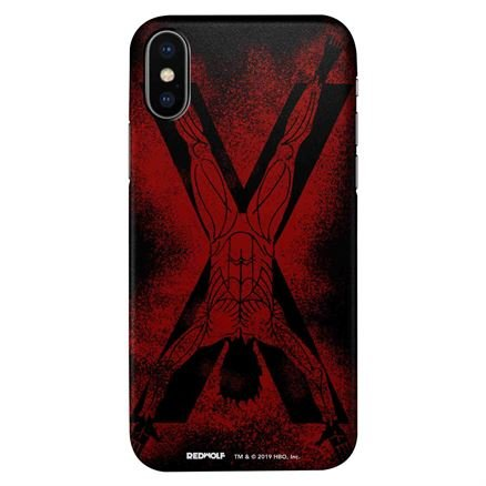 House Bolton Stencil - Game Of Thrones Official Mobile Cover