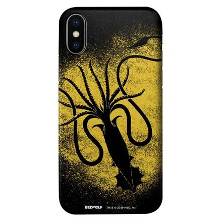 House Greyjoy Stencil - Game Of Thrones Official Mobile Cover