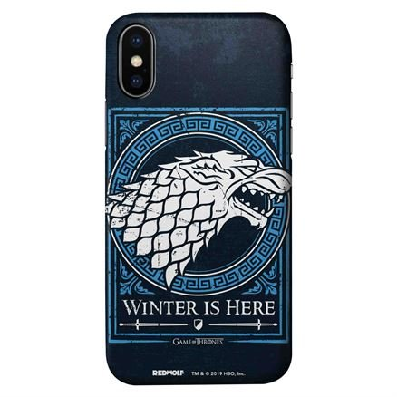 House Stark: Emblem - Game Of Thrones Official Mobile Cover