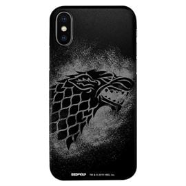 House Stark Splatter - Game Of Thrones Official Mobile Cover
