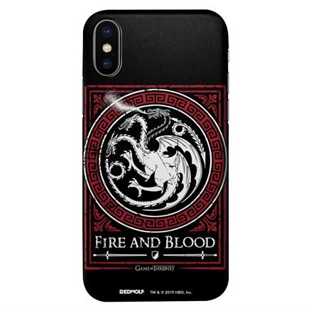 House Targaryen: Emblem - Game Of Thrones Official Mobile Cover
