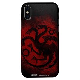 House Targaryen Stencil - Game Of Thrones Official Mobile Cover