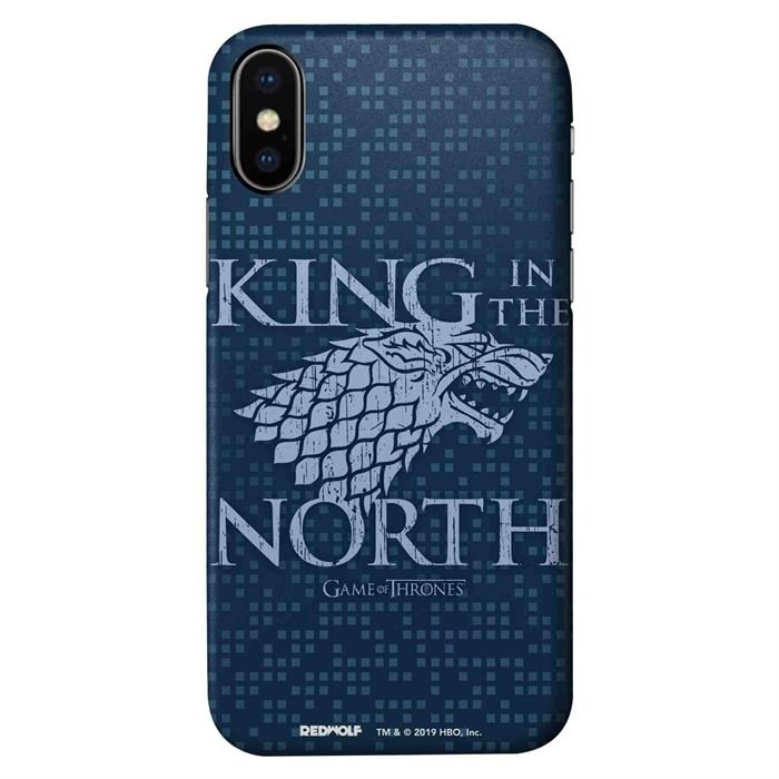 King In The North - Game Of Thrones Official Mobile Cover