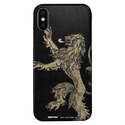Lannister Sigil Design - Game Of Thrones Official Mobile Cover