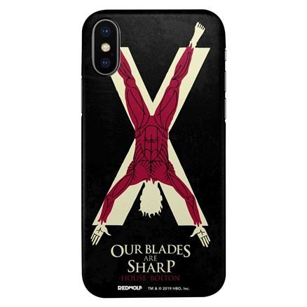 Our Blades Are Sharp - Game Of Thrones Official Mobile Cover