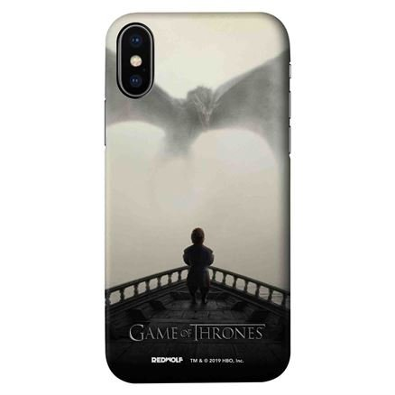 I Dream Of Dragons - Game Of Thrones Official Mobile Cover