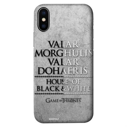 Valar Morghulis - Game Of Thrones Official Mobile Cover