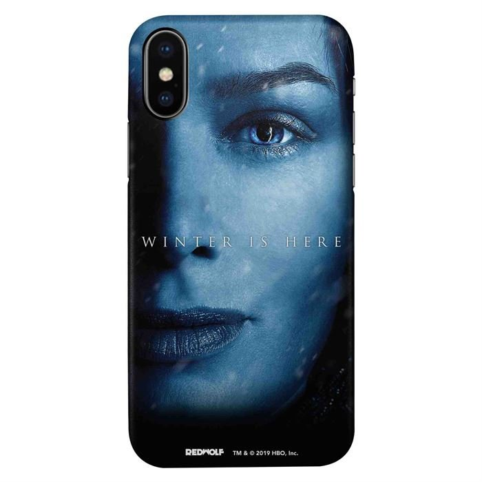 Cersei Lannister: Winter Is Here - Game Of Thrones Official Mobile Cover