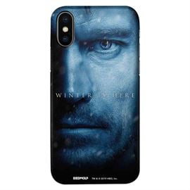 Jamie Lannister: Winter Is Here - Game Of Thrones Official Mobile Cover