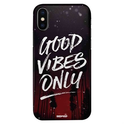 Good Vibes Only - Mobile Cover