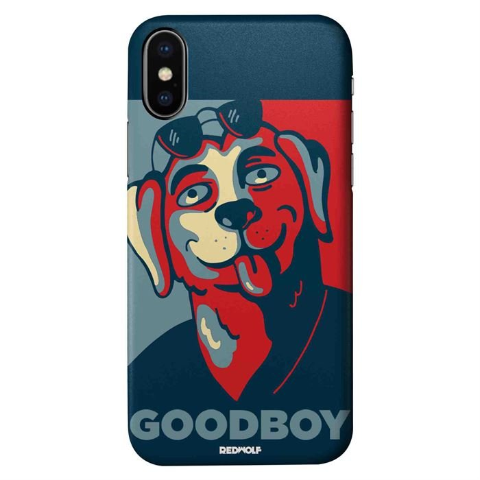 Goodboy - Mobile Cover