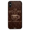 I Like Big Cups - Mobile Cover