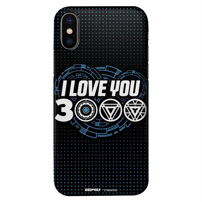 I Love You 3000 - Marvel Official Mobile Cover
