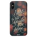 Lights Will Guide You Home - Mobile Cover