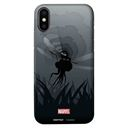 Antman Silhouette - Marvel Official Mobile Cover