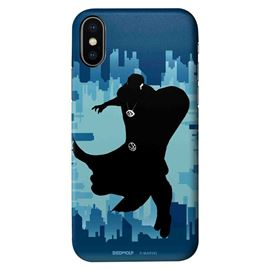 Doctor Strange Silhouette - Marvel Official Mobile Cover