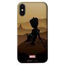Groot Silhouette - Marvel Official Mobile Cover