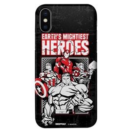 Mightiest Heroes - Marvel Official Mobile Cover