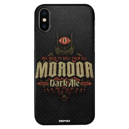 Mordor Dark Ale - Mobile Cover