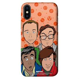 Nerd Gang - The Big Bang Theory Official Mobile Cover