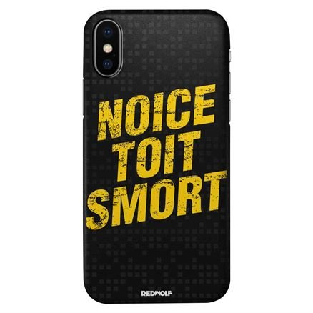 Noice Toit Smort - Mobile Cover