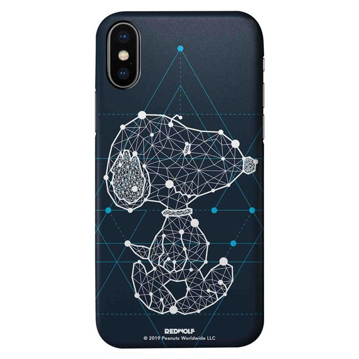 Astro Snoopy - Peanuts Official Mobile Cover