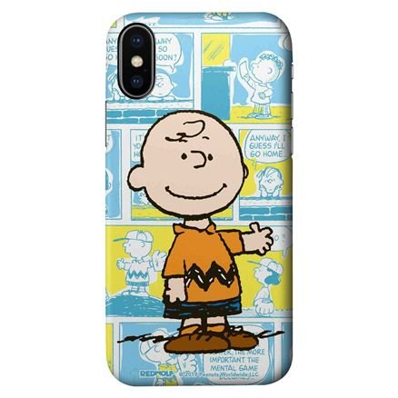 Charlie Brown - Peanuts Official Mobile Cover