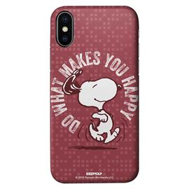 Do What Makes You Happy - Peanuts Official Mobile Cover