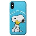 Hug It Out - Peanuts Official Mobile Cover