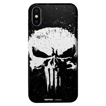 Punisher Skull - Marvel Official Mobile Cover