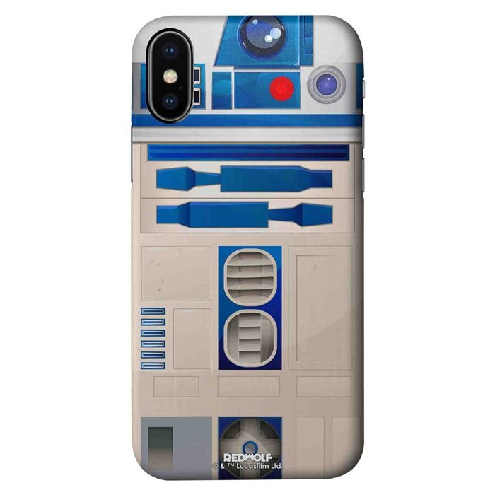 Attire R2D2 - Star Wars Official Mobile Cover