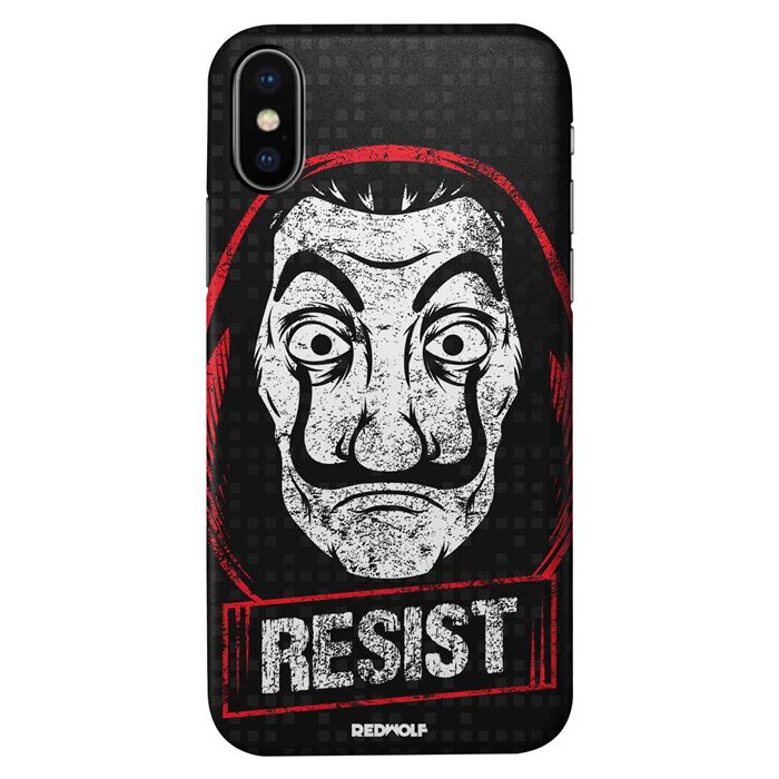 Resist - Mobile Cover