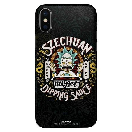 Grandpa's Dipping Sauce - Mobile Cover