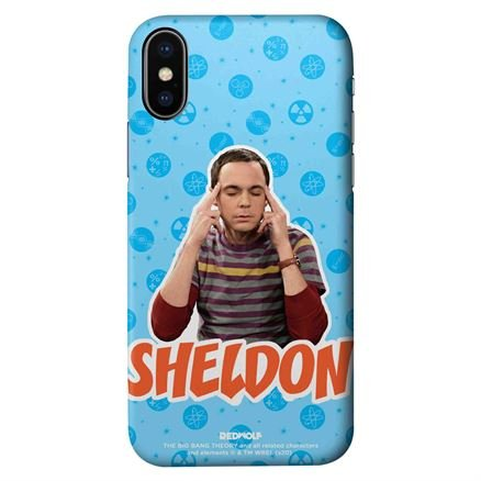 Sheldon - The Big Bang Theory Official Mobile Cover